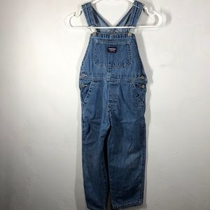 Oshkosh B'Gosh Jean overalls size 5